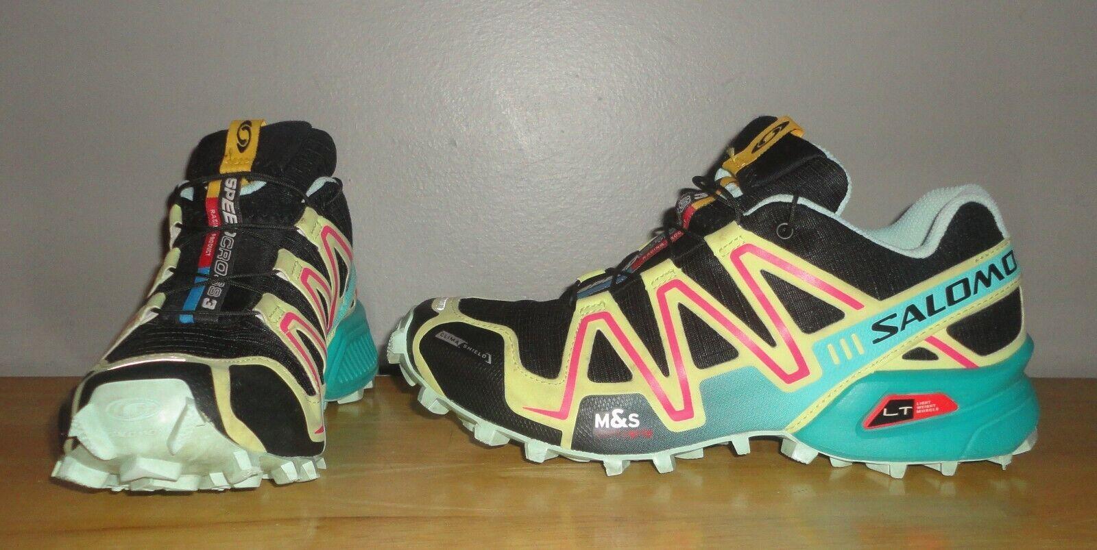 Salomon Speedcross 3 Vitesse Cross 3 Chaussures Femmes Taille 5.5 - FTY 643001 Art 366738
