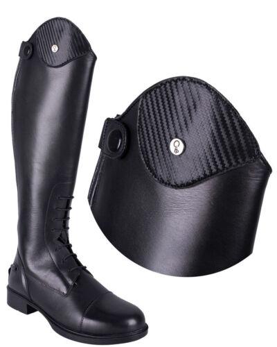 QHP Stiefel-Top Carbon austauschbares Oberteil Carbon für Stiefel Romy