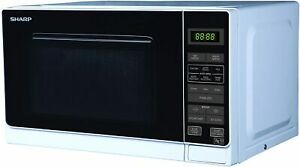 Sharp Solo Touch Control Microwave 20 Litre capacity 800W White