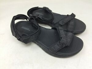 687b11214b25 New! Women s Skechers 15315 On the Go 600 Radiant Sandal Black B17 ...