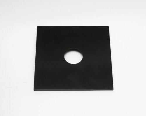 Sinar lens board Copal #0 34.6mm hole new
