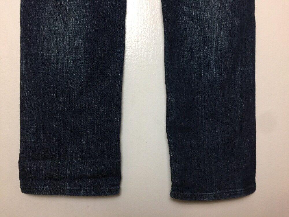 G STAR RAW Midge Saddle Mid Straight Jeans Women's Size 26 X