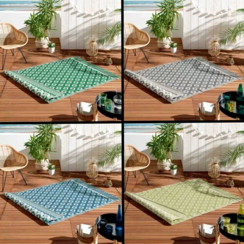 Osaya Geometric Garden Patio Decking