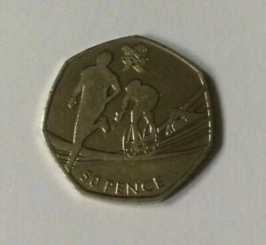 ebay uk olympic 50p coins