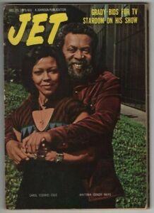 Jet Magazine Carol Cole Whitman Mayo December 25, 1975 071520nonr