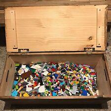 LEGO - 100 g - Grams - job lot - star wars - marvel - city - Friends - Random