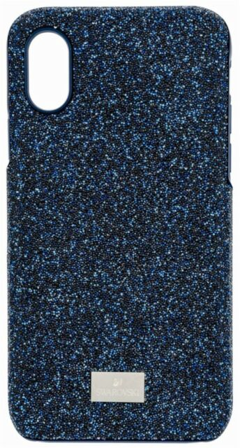 Swarovski Smartphone Case With Bumper for Apple iPhone X Blue A19058 ... 4c26be88a