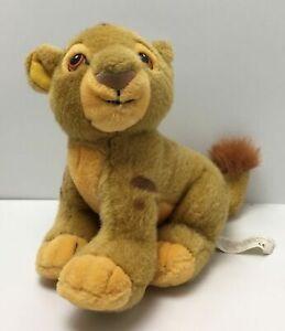 Disney-Store-Sitting-Baby-Simba-Cub-Plush-Lion-original-Lion-King-Movie