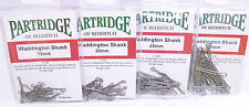 Partridge Waddington Shank 4 Length Stainless Steel Partridge Waddington v1ss
