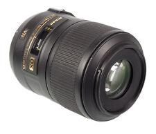Nikon Micro-Nikkor 85 mm F/3.5 AF-S DX ED G VR Objektiv #2015452