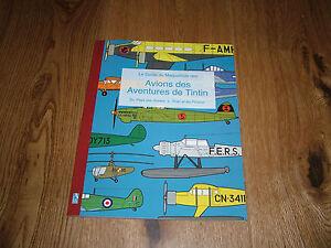 Le Guide Du Maquettiste Des Avions Des Aventures de Tintin - 60pp en francais