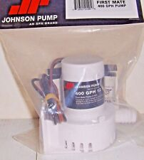 Johnson Pump 400 GPH Bilge Mate Pump 21405