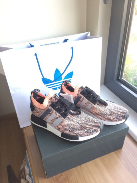 d77da2f39 Adidas NMD R1 PK Clear Onix Sun Glow Pink UK8 NEED GONE