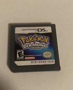 Pokemon: Diamond Version (Nintendo DS, 2007), Cartridge Only, Authentic - Tested