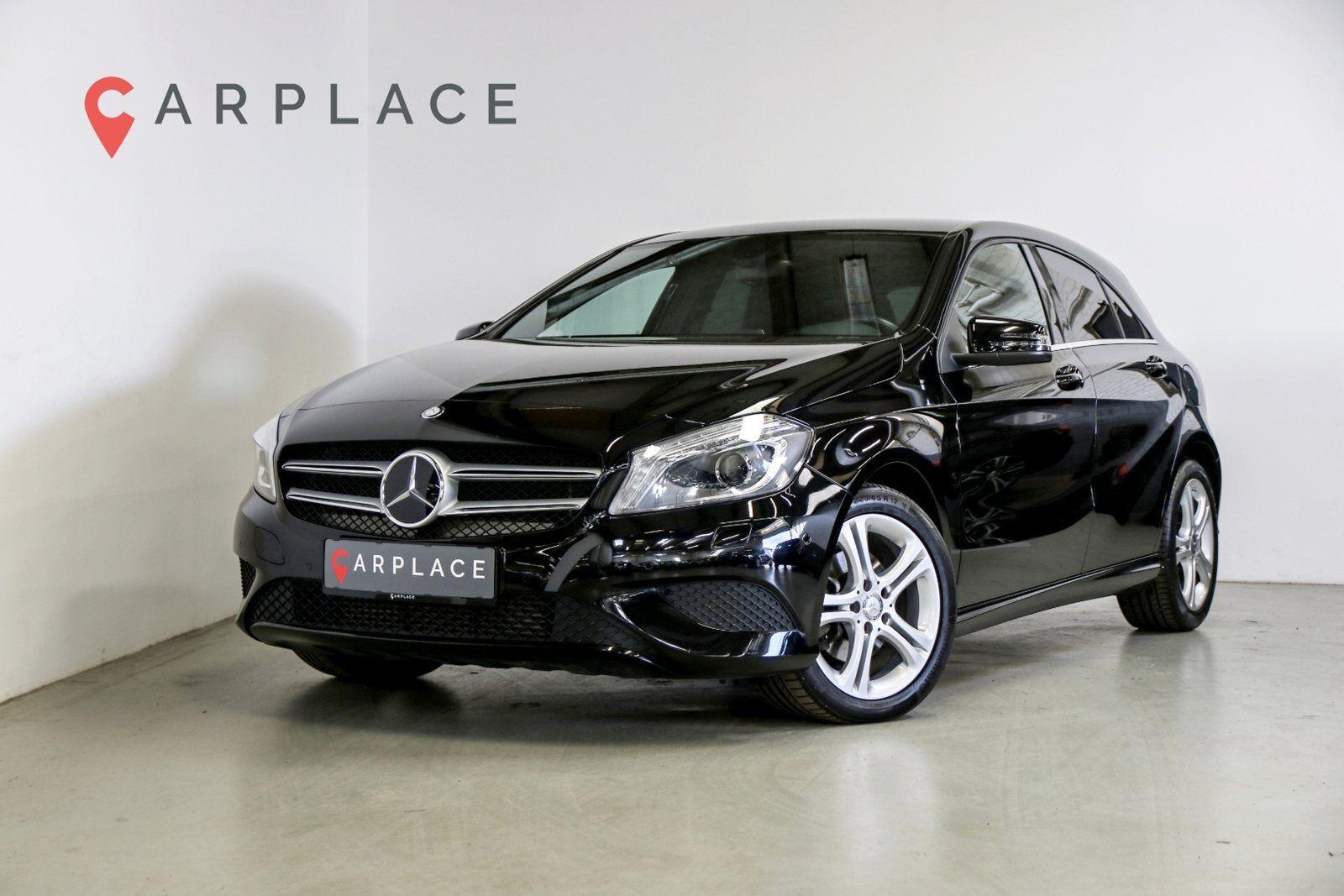 Mercedes A200 2,2 CDi Urban aut. 5d - 249.900 kr.