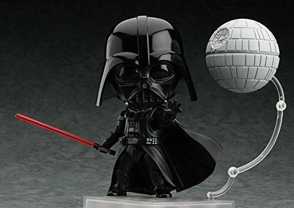 Nendoroid estrella guerras Episode 4 Darth Vader Non Scale ABS & ATBCPVC Painted Movab