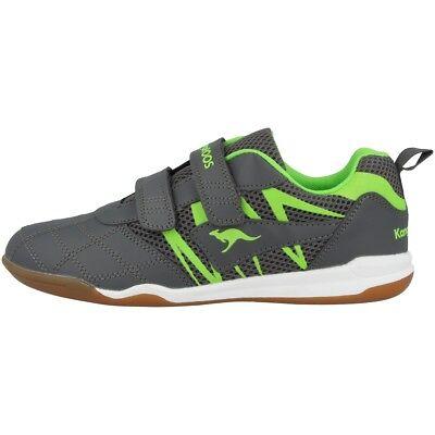 Kangaroos Court Comb V Sneaker Kinder Freizeit Schuhe Turnschuhe 18332-2014 Mild And Mellow