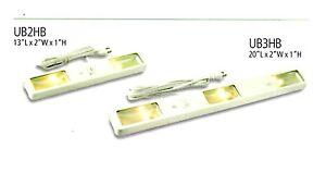 Image Is Loading Westek Designer Halogen Under Cabinet Lighting 13 034