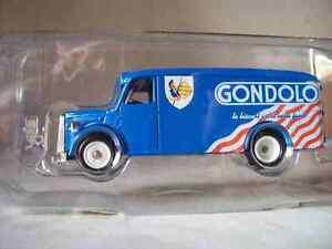 CAMIONCINO-PUBBLICITARIO-GONDOLO-CORGI-1-72-MAN-VAN