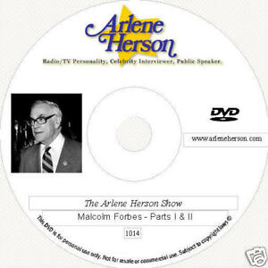 Malcom-Forbes-TV-Interview-two-parts-1-hour-DVD