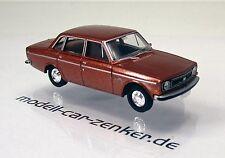 Brekina 29417 Volvo 144 Limousine - braun-metallic  TD