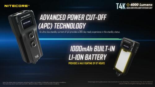 New T4K Cree XP-L2 V6 LED 4000 Lumens LED Flashlight Torch