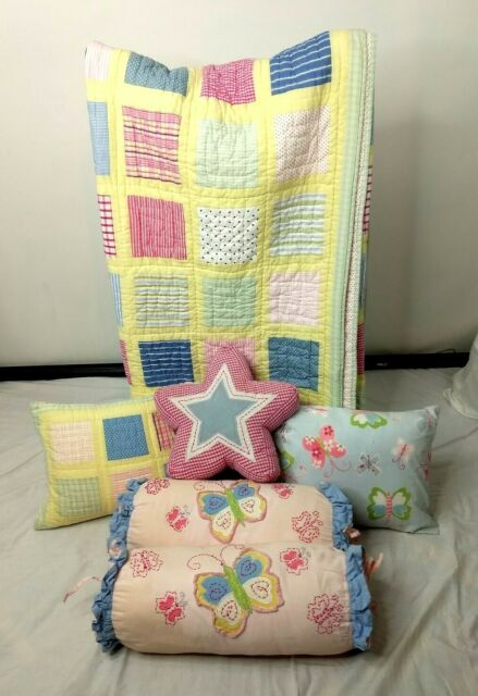 Train Patchwork Bedspreads Quilt Set Twin 2 Piece1 Quilt 1