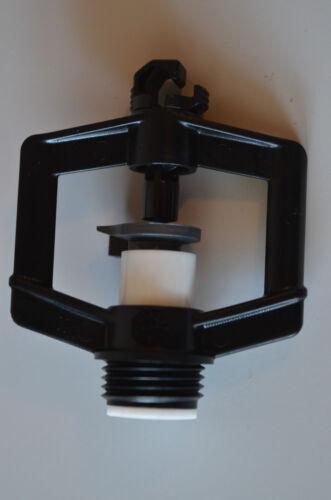 Lot of 50 TORO Waterbird VI Mini Micro Sprinklers on Stake 10mm Nozzle @ 55 L//h