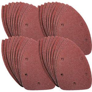 40-x-140mm-MOUSE-SANDER-PADS-SANDING-SHEETS-DISCS-4-x-60-2-x-80-120-240-grit