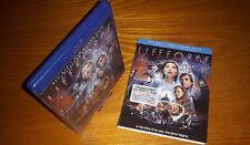 LIFEFORCE Blu-ray US import Scream Factory region a free P&P(rare OOP slipcover)