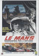 Dvd **LE MANS ♦ SCORCIATOIA PER L'INFERNO** con Edwige Fenech nuovo 1970