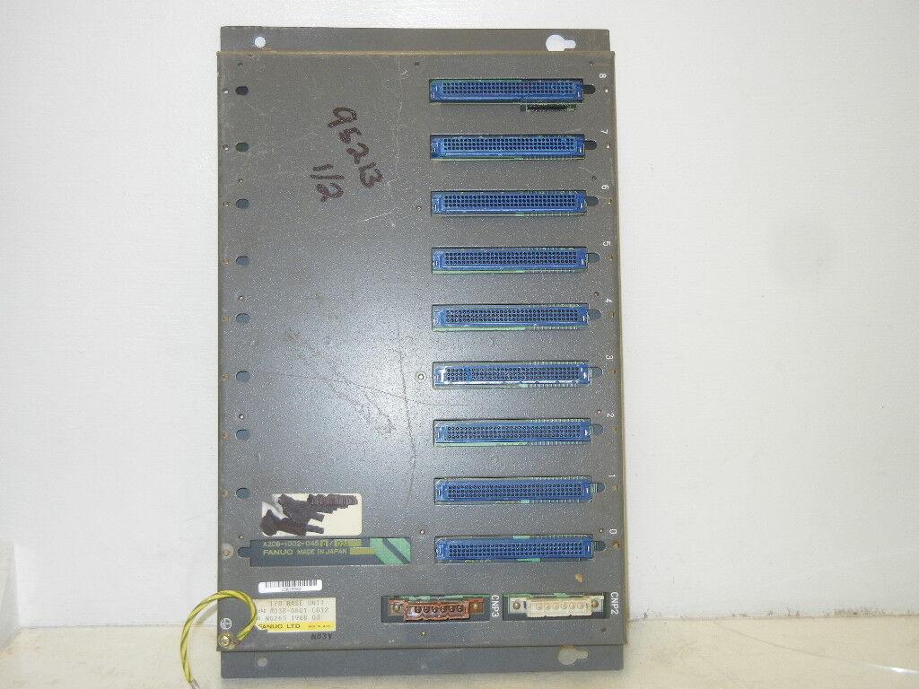 FANUC A03B-0801-C012 USED I O BASE UNIT A03B0801C012