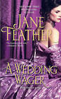 A Wedding Wager by Jane Feather (Paperback, 2011)