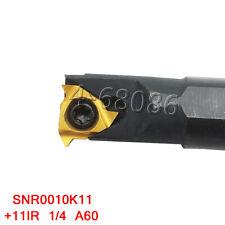 11ir A60 Carbide Insert Snr0010k11 Lathe Threading Boring Turning Tool Holder