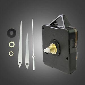 Quarz-Uhrwerk-Mechanismus-Lange-Spindel-Silber-Hand-Reparatur-Teile-Schoen-b-F7T8