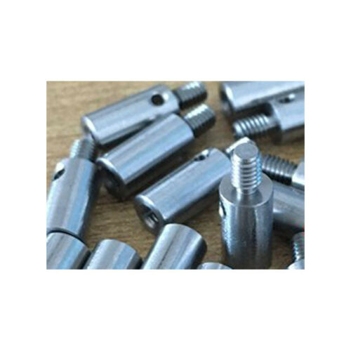 Thread Adapter 4-48 Outer Thread Shank To M2.5 Inner Thread for Dial indicator
