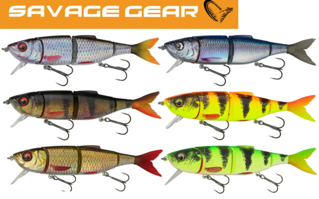 Savage Gear 4 Play V2 Swim /& Jerk 20cm 65g 6 Farben NEW 2018 3D Scan