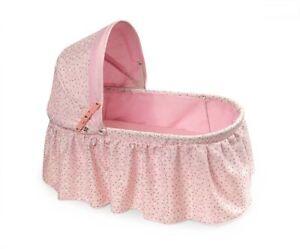 Awesome Image Is Loading Badger Basket Doll House Cradle Bed Rosebud Fit