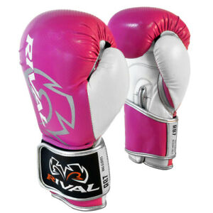 Rival-Boxing-RB7-Fitness-Hook-and-Loop-Bag-Gloves-Pink-White