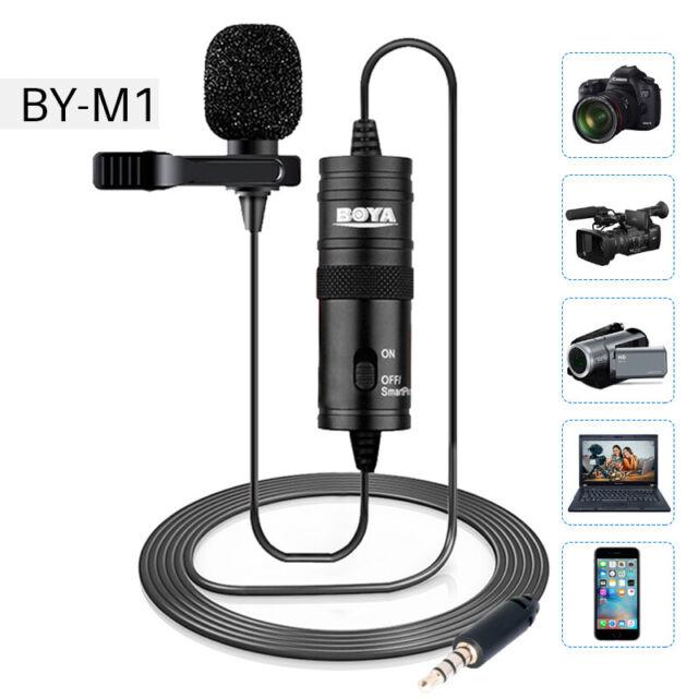 Boya By M1omni Directional Lavalier Microphone For Sale Online Ebay