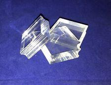 Acrylic Stamping Block 1 1/4 x 1 1/4 Qty: 3