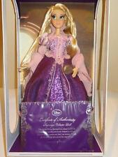 Disney Store Limited Edition Deluxe Tangled Rapunzel Doll  17'' #1502