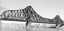 P&LE Bridge,Beaver, PA, Circa 1911' Cantilever design, O gauge L.E. Assembled