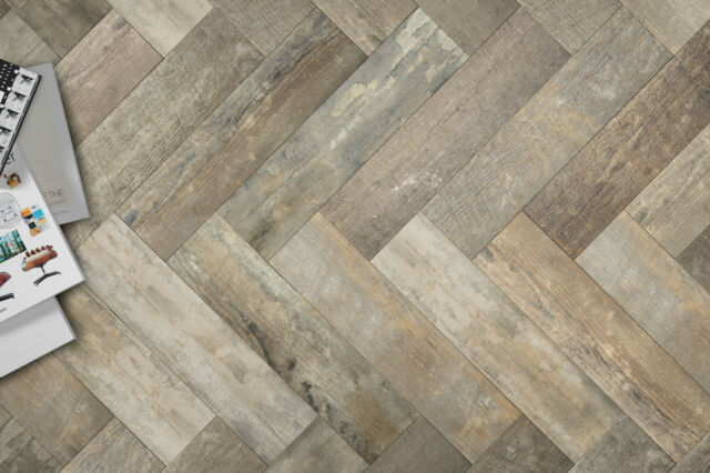 Savona Natural Wood Plank 15cm X 60cm