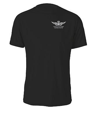 C-141 Cotton Shirt-8457 US Army Senior Parachutist Badge