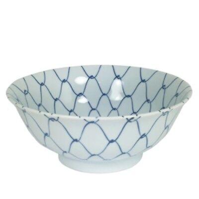 "Set of 2 PCS Japanese 8.25/""D Rice Soup Noodle Bowls Floral Leaves Made in Japan"