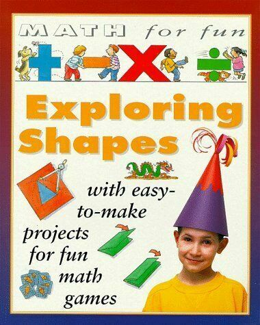 Exploring Shapes Paperback Andrew King