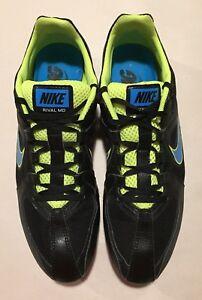 Nike Zoom Rival MD 6 Multi Use Track Field Running Shoe 468648-041 Sz 10.5