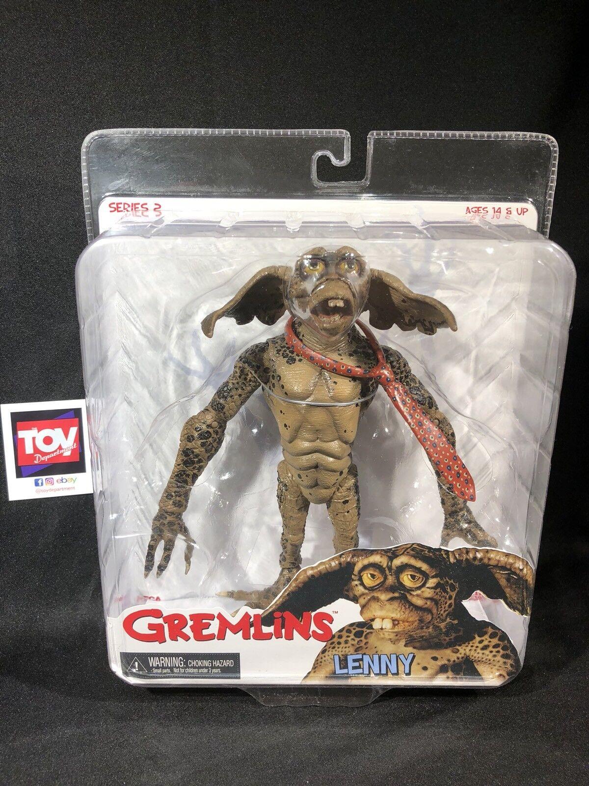 NECA Reel Toys GREMLINS Series 2 LENNY 7