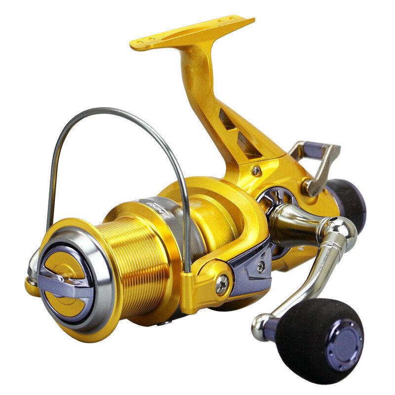 L R adjust Release Baitcasting Fishing Reel Baitcaster Reel 5.2 1 Spinning Wheel